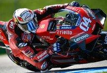 MotoGP: Ducati-Debakel in Brünn: Dovizioso spekuliert über Gründe