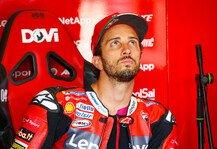 MotoGP: MotoGP Brünn: Dovizioso nach Quali-Debakel ratlos