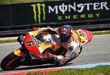 MotoGP: MotoGP Brünn: Schwieriges Wochenende für Stefam Bradl