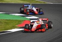Formel 2: Formel 2 Silverstone: Mick Schumacher verpasst Sieg erneut
