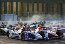 Formel E: Formel-E-Unfall in Berlin: Entwarnung bei BMW-Pilot Max Günther