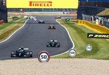 Formel 1: Formel 1 2020, Silverstone II: Fahrernoten - hier bewerten!