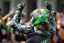 MotoGP: Morbidelli auf P2 in Brünn: Musste brasilianische Seite zähmen