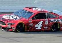 NASCAR: NASCAR 2020 Michigan Doubleheader 2: Harvick siegt vor Hamlin