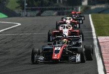 Motorsport: Niklas Krütten absolviert Saisonstart der Euroformula Open
