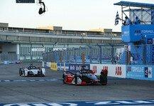 Formel E: Formel-E-Podest für Rene Rast: Der Punching-Ball schlägt zurück