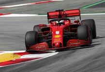 Formel 1: Formel 1 Spanien, Vettel mit neuem Chassis: Ergibt mehr Sinn