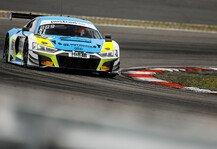 ADAC GT Masters: Titelverteidiger startet auf dem Nürburgring mit Bestzeit