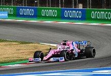 Formel 1: Formel 1 Barcelona: Perez zurück, aber Racing-Point-Pace weg?