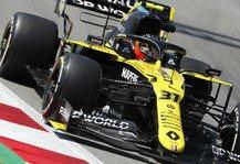 Formel 1: Formel 1, Trainings-Crash: Keine Strafen für Ocon und Magnussen