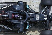 Formel 1: Formel 1 Barcelona: Hamilton gewinnt Qualifying-Generalprobe