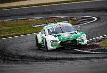 DTM: DTM Lausitzring: Audi-Pilot Müller gewinnt 3. Rennen in Folge