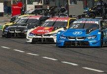 DTM: DTM Lausitzring - BMW lebt! Aufatmen nach dem Spa-Debakel