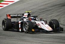 Formel 2: Formel 2, Testfahrten: Lundgaard dominiert Tag 1, Zendeli Top-5