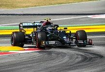 Formel 1: Formel 1 Barcelona, Mercedes: Verstappen auf Augenhöhe