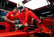 Formel 1: Formel 1, Vettel früh raus und ratlos: Mehr kann ich nicht tun