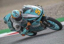Moto3: Moto3 Aragon 2020: Masia gewinnt Vierkampf in letzter Kurve