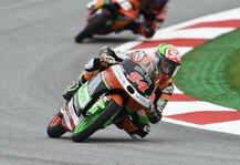 Moto3: Moto3: Riccardo Rossi mit Corona-Virus infiziert