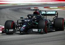 Formel 1: Formel 1 Barcelona-Qualifying: Hamilton-Pole, Vettel früh raus
