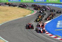 Formel 2: Formel 2 Barcelona: Matsushita-Sieg dank Safety-Car-Glück