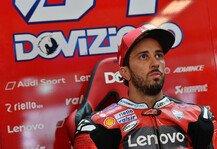 MotoGP: MotoGP-Gerücht: Andrea Dovizioso als Yamaha-Testfahrer?