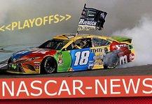 NASCAR: NASCAR 2020 Kansas: Alle News und Infos zum 7. Playoff-Rennen
