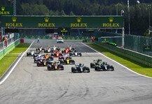 Formel 1: Formel 1 meldet 877 Millionen Dollar Umsatz-Einbruch für 2020