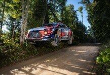 WRC: WRC, Estland: Tänak feiert beim Heimspiel ersten Hyundai-Sieg