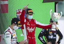 Formel 1: Formel 1: Mercedes holt F3-Pilot Frederik Vesti in Juniorkader