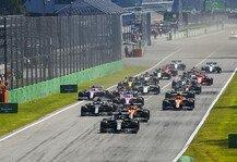 Formel 1: Trotz Crash-Risiko: Toto Wolff wirbt für Formel-1-Sprintrennen