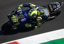 MotoGP: MotoGP - Valentino Rossi: Petronas-Bekanntgabe am Wochenende
