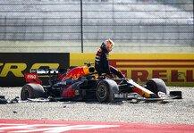 Formel 1: Formel 1, Verstappen pessimistisch: Russland lag uns noch nie
