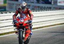 MotoGP: MotoGP-Saisonhalbzeit: Verlorene Punkte bei WM-Kandidaten