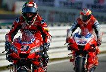 MotoGP: Ducati bleibt bis mindestens 2026 in der MotoGP