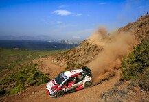 WRC: WRC Türkei: Evans holt Sieg & WM-P1, Ogier nach Final-Drama out
