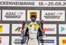 ADAC Formel 4: ADAC Formel 4 Hockenheim: Erlösung für Bearman