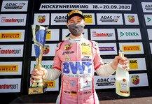 ADAC Formel 4: ADAC Formel 4: 2. Sieg für BWT Mücke Motorsport und Dürksen