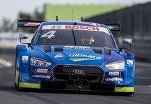 DTM: DTM Nürburgring: Robin Frijns auf Pole, Habsburg überrrascht