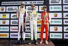 ADAC Formel 4: ADAC Formel 4 Hockenheim: Victor Bernier feiert ersten Sieg