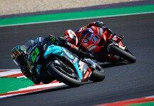 MotoGP: MotoGP Misano: Strecke & Statistik zum Emilia-Romagna-GP