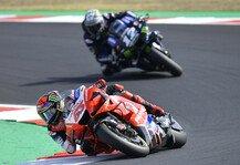 MotoGP: MotoGP: Das Misano-Drama in der Analyse