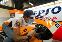 MotoGP: MotoGP: Marc Marquez acht Stunden lang erneut operiert