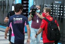 Formel 1: Sorge um Vettel wegen Stroll-Clan: Seb muss höllisch aufpassen