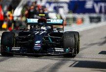 Formel 1: Formel 1 Ticker-Nachlese Sotschi 2020: Stimmen zu den Trainings