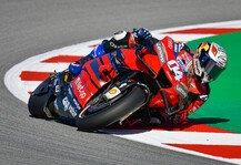 MotoGP: MotoGP Barcelona - FP3: Quartararo auf P1, Dovizioso muss in Q1