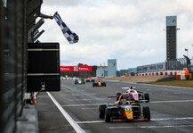 ADAC Formel 4: ADAC Formel 4 2020 Nürburgring: Crawford meistert Eifelwetter