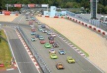24 h Nürburgring: 24h Nürburgring 2020: Startaufstellung zum 24-Stunden-Rennen