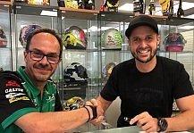 Moto2: Moto2: Tom Lüthi 2021 zu SAG, Tony Arbolino bei Intact GP