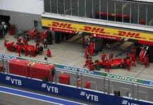 Formel 1: Formel-1-Analyse: Hat Ferrari Vettel für Leclerc missbraucht?