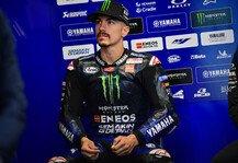 MotoGP: MotoGP - Vinales verzweifelt: Können nichts gegen Suzuki tun